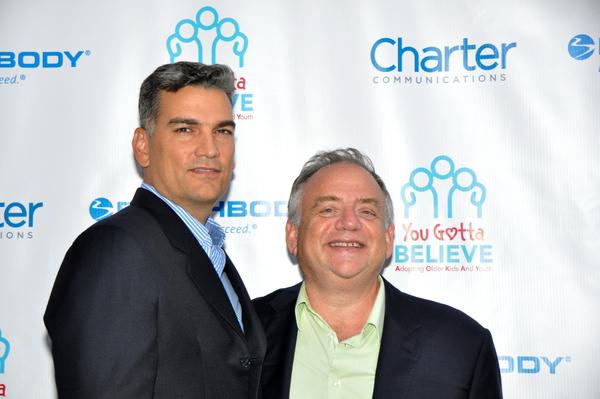 Louis Mirabel and Marc Shaiman