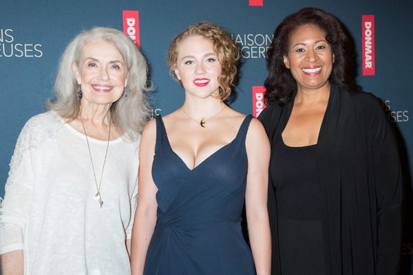 Mary Beth Peil, Katrina Cunningham, Ora Jones