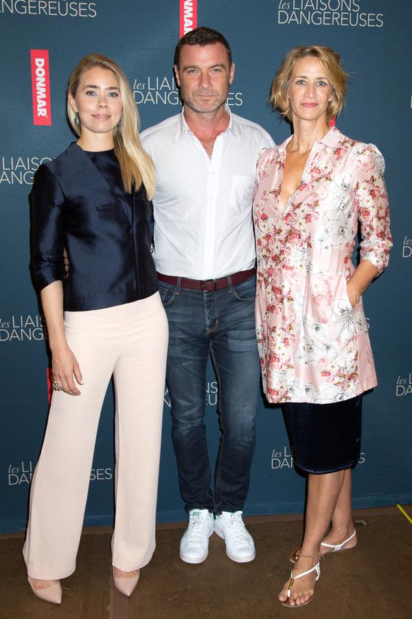 Birgitte Hjort Sorensen, Liev Schreiber, Janet McTeer