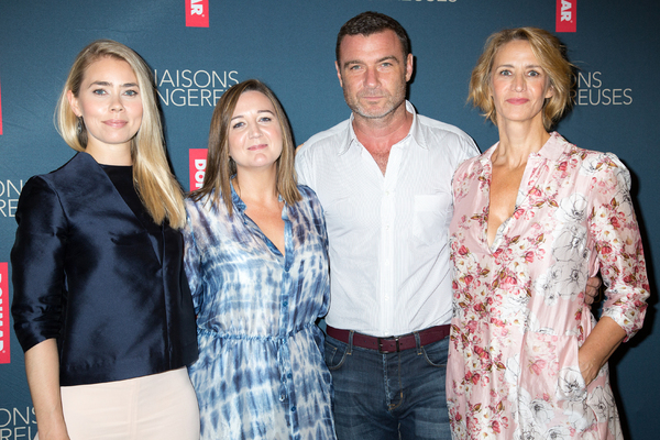 Photo Coverage: Broadway's About to Get Steamy... Meet the Company of LES LIAISONS DANGEREUSES