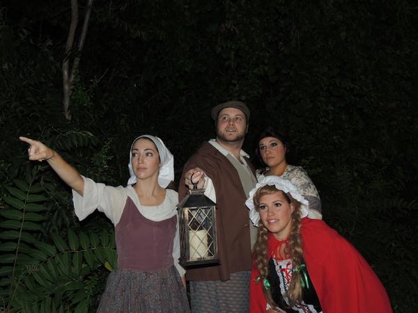 Mallory Rome, Jordan B. Stocksdale, Tori Weaver, and Jaimie Lea Kiska  Photo