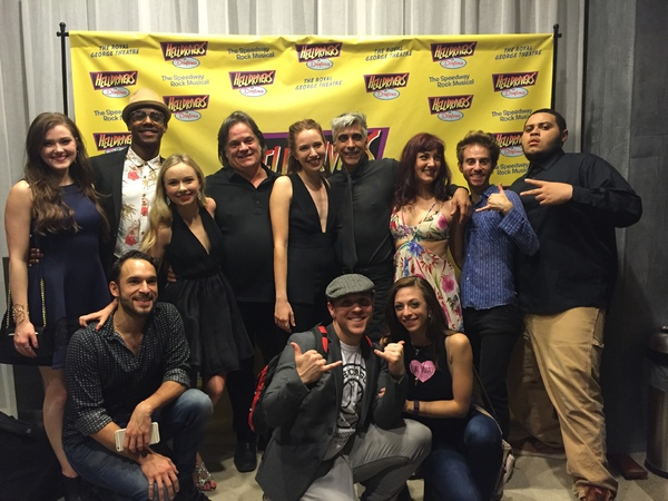 Photos: Opening Night Photos from the World Premiere of HELLDRIVERS OF DAYTONA