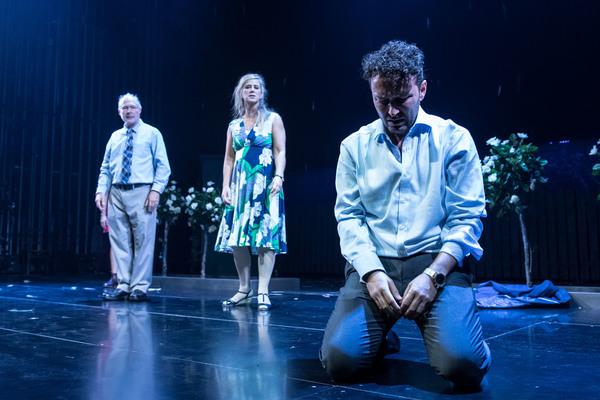 Ewan Stewart, Imogen Stubbs and Richard Mylan Photo