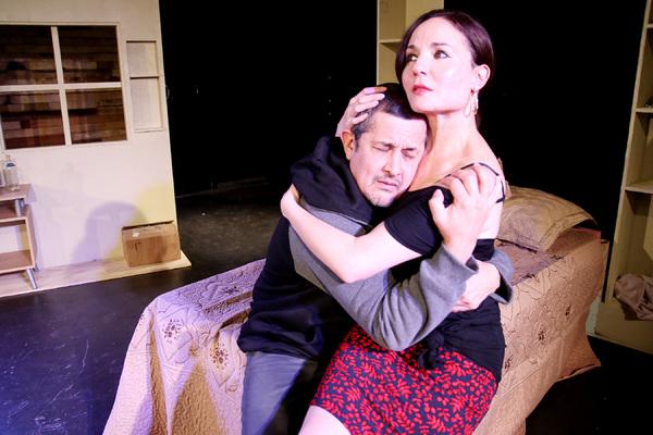 Luis Galindo and Patricia Duran Photo