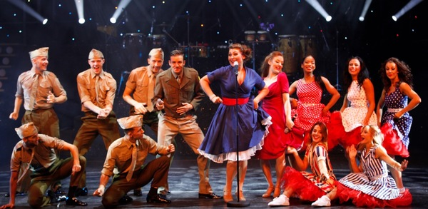 Photo Flash: KEEP DANCING Opens at New Wimbledon Theatre