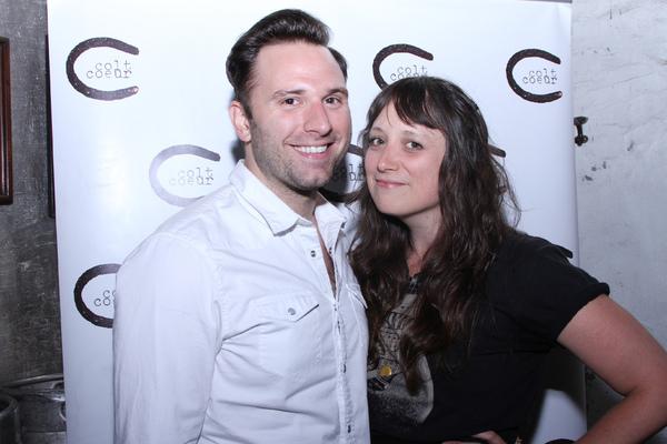 Quincy Dunn Baker with Nikole Beck Photo