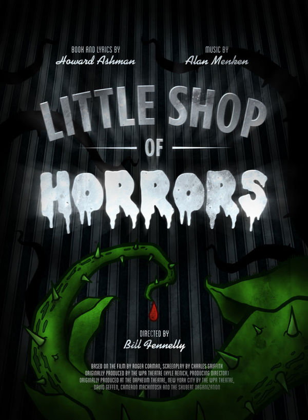 Photo Flash: First Look at Nick Cearley,Gina Milo,Jamison Stern and More in LITTLE SHOP OF HORRORS at Portland Center Stage