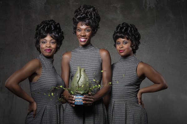 Johari Nandi Mackey, Ebony Blake and Alexis Tidwell  Photo