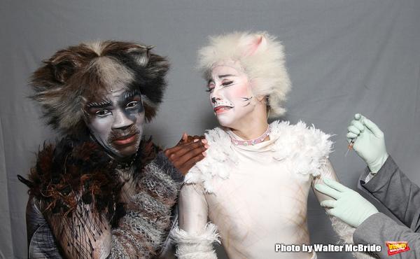 Sharrod Williams and Georgina Pazcoguin