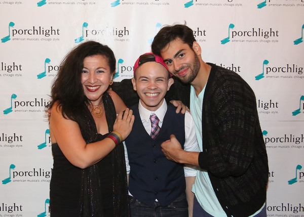 Photo Flash: Opening Night of Porchlight Music Theatre's IN THE HEIGHTS