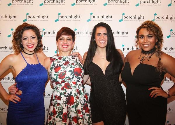 Michelle Lauto, Missy Aguilar, Lucia Godinez and Leah Davis