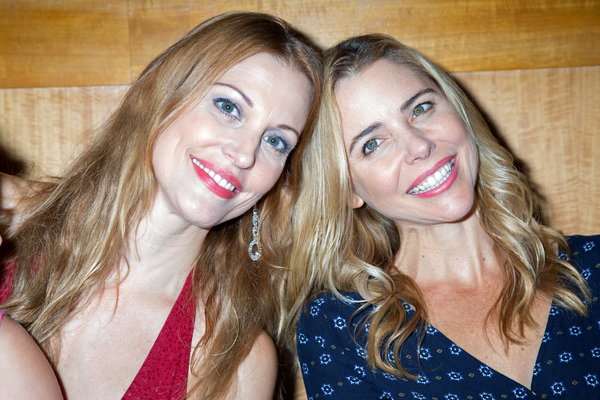 Rachel York, Kerry Butler