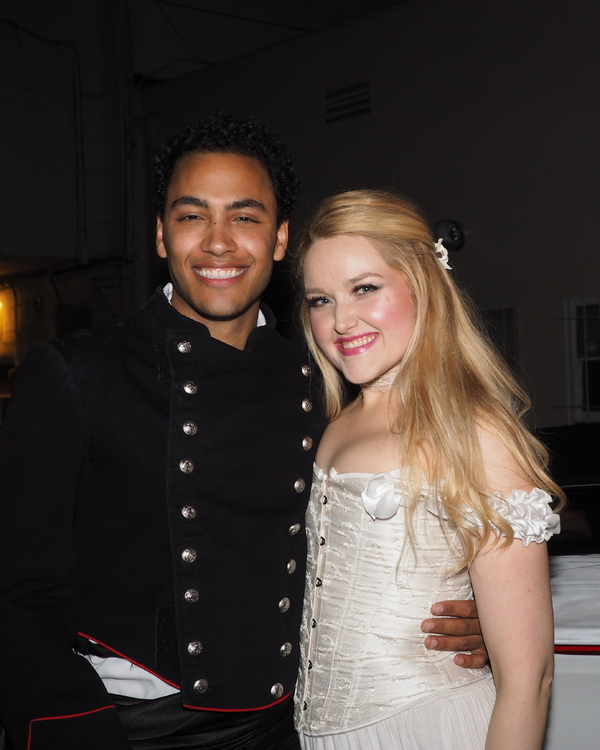 Photo Coverage: Curtain Calls and Stage Door Fun at the Rockin' MUCH ADO ABOUT NOTHING At T.U. Studios