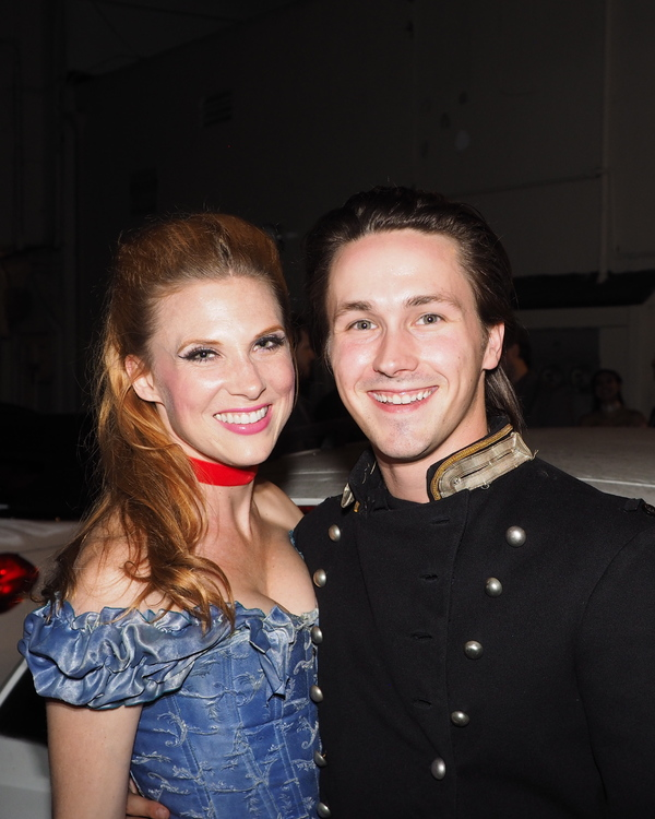 Lucy Walsh and Alex Miller Photo