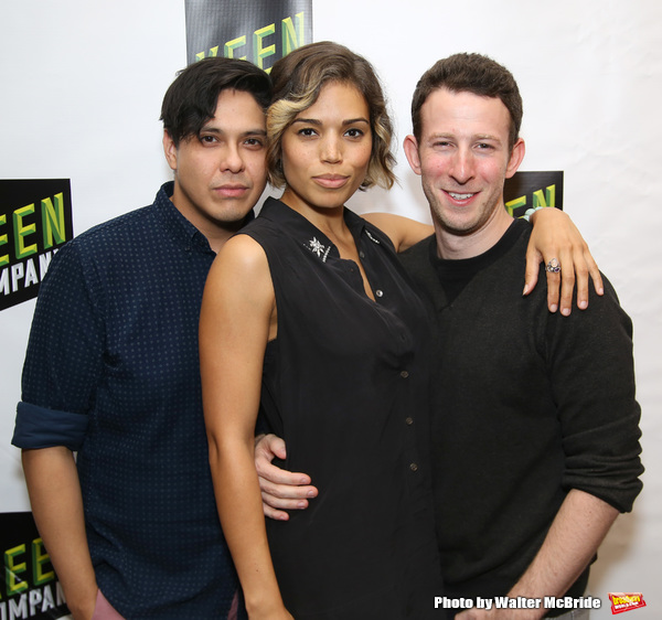 Photo Coverage: Meet the Cast of TICK, TICK...BOOM!'