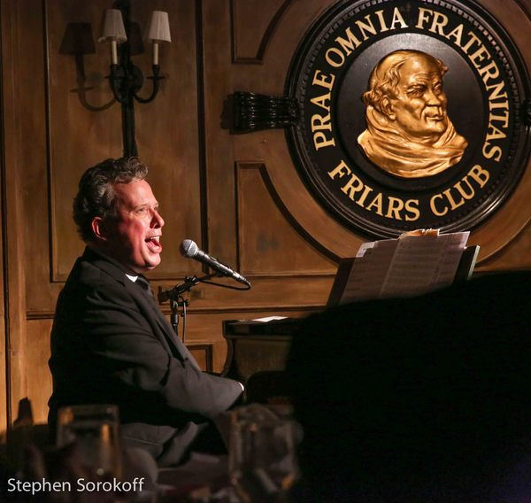 Photo Coverage: Billy Stritch Sings Mel Torme at the Friars Club