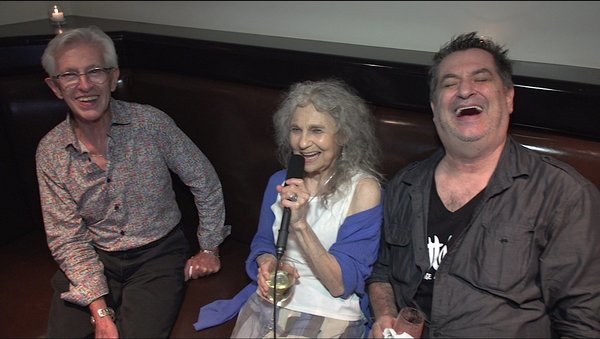 Marvin Laird, Lynn Cohen and Joel Paley Photo