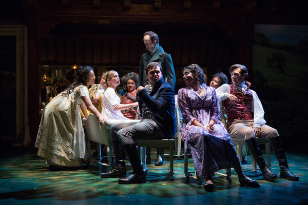 Photo Flash: First Look at Maggie McDowell, Erin Weaver and More in Folger Theatre's SENSE & SENSIBILITY
