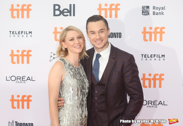 Valorie Curry and Sam Underwood  Photo