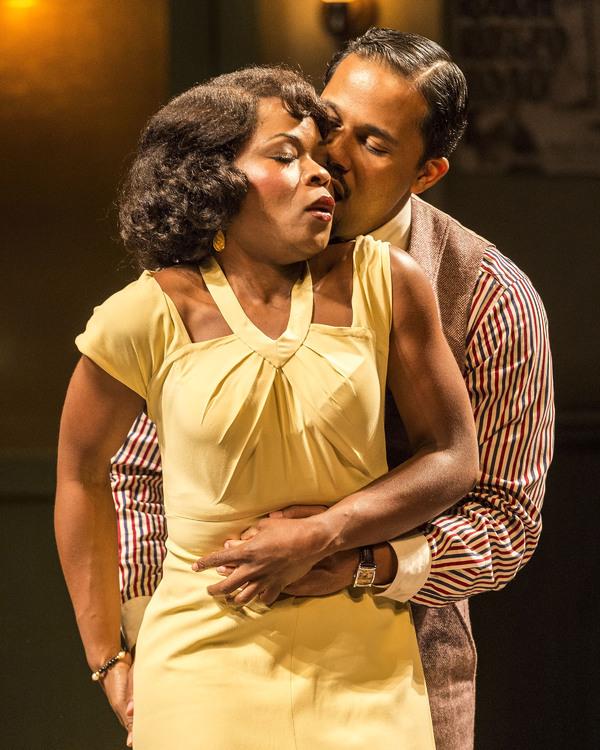 Nija Okoro and Jason Dirden Photo