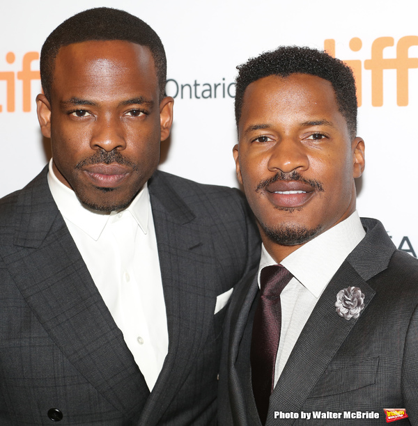 Chike Okonkwo and Nate Parker