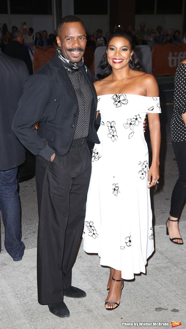 Colman Domingo and Gabrielle Union