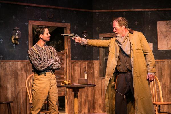 James Dietter, and Mark Feltch as Bert Barricune