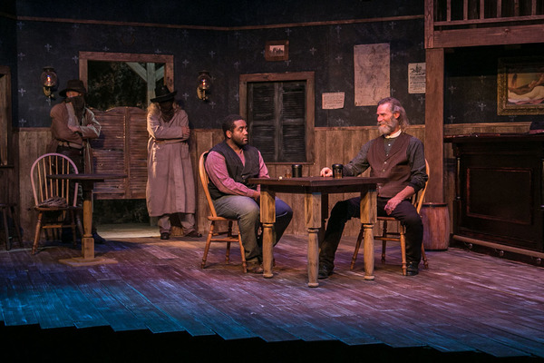 Photo Flash: New Shots from 'LIBERTY VALANCE' at TheatreWorks New Milford