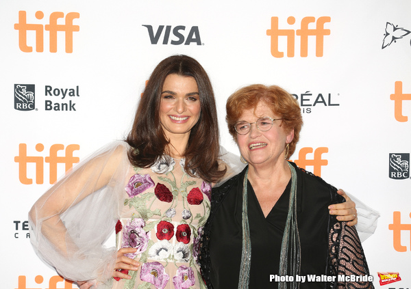 Rachel Weisz and Deborah Lipstadt  Photo