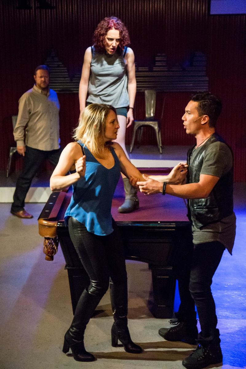 BWW Review: MURDER BALLAD at The Edge Theater