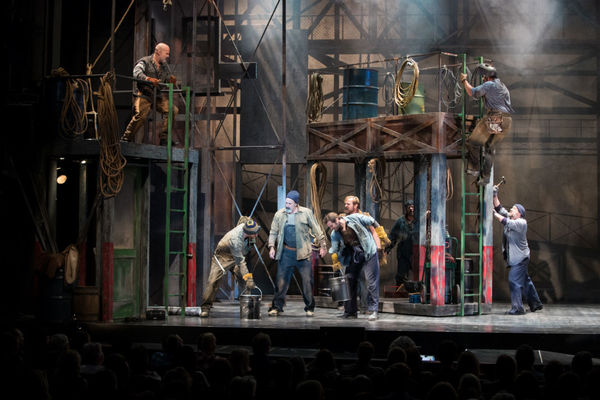 Photo Flash: First Look at Utah Regional Premiere of THE LAST SHIP