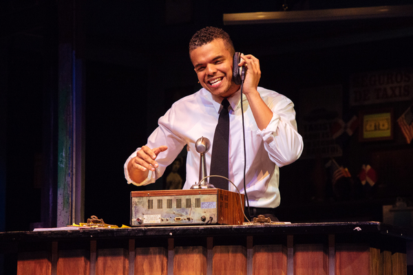 Photos: First Look at Anthony Lee Medina and More in Starry IN THE HEIGHTS at TUTS