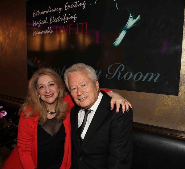 Julie Budd & Stephen Sorokoff