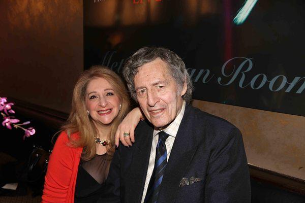 Julie Budd & Herb Berstein