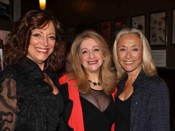 Ruth Brenner, Julie Budd, Eda Sorokoff