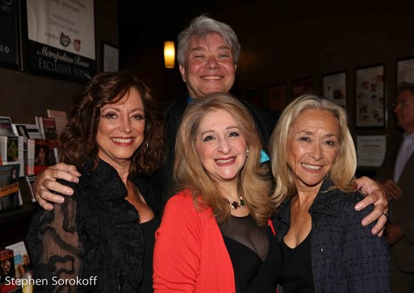 Photo Coverage: Julie Budd & Herb Bernstein Celebrate 50 Years of Music Collaboration