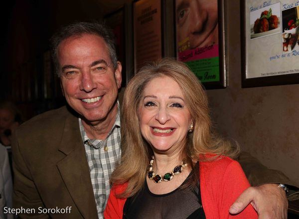 Bernard Furshpan & Julie Bud