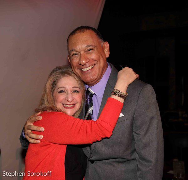 Julie Budd & Frank Dain