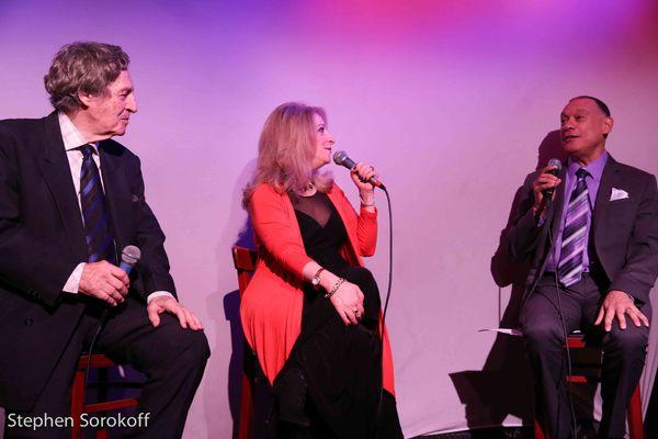 Herb Bernstein, Julie Budd, Frank Dain