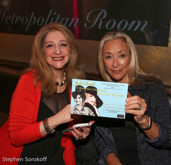Julie Budd Celebrates 50 Years of Music With Herb Bernstein