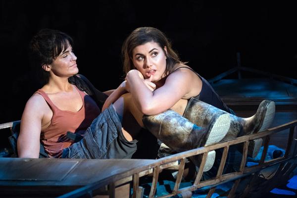 Rachel Zampelli  and Maria Rizzo