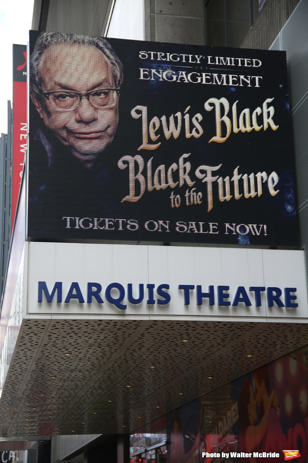 'Lewis Black: Black to the Future'
