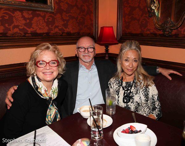 Christine Ebersole, Bill Moloney, Eda Sorokoff