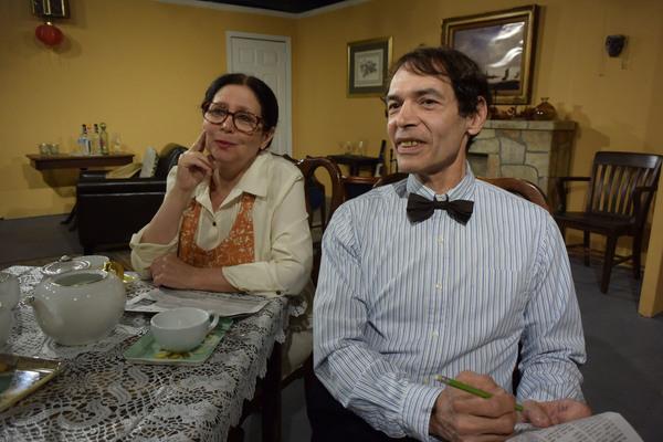 Marcia Woodridge and Michael Robb Photo