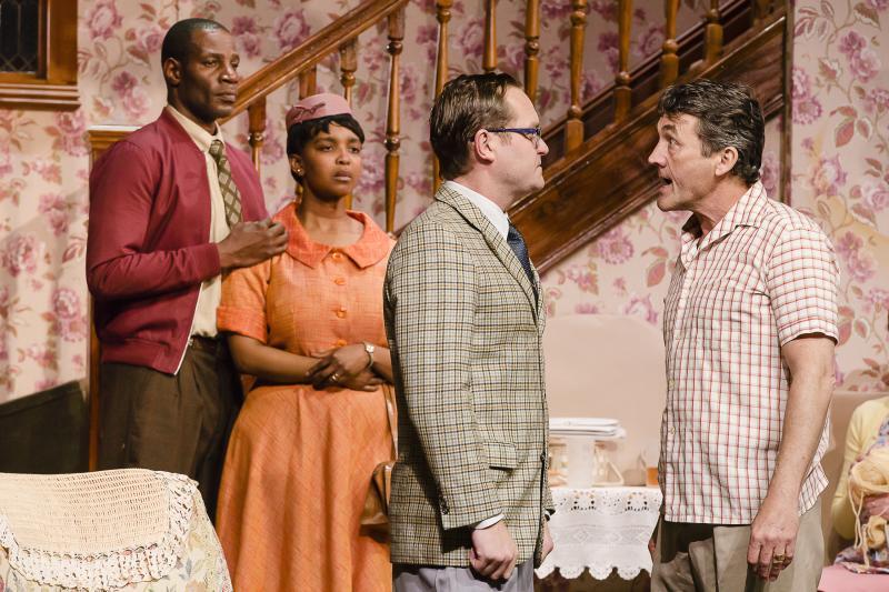The Fugard Theatre Wins Three Fleur du Cap Theatre Awards