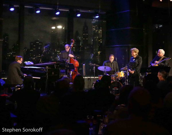 Tedd Firth, music director, Tom Hubbard, Eric Halvorson, Rod Fleeman