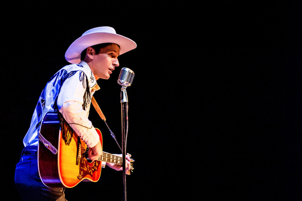 Lovesick Blues: Remembering Hank Williams. Ethan Kinsella. Photo: JPM Photography.
