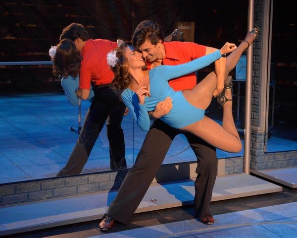 Jocob Tischler and Alexandra Matteo
