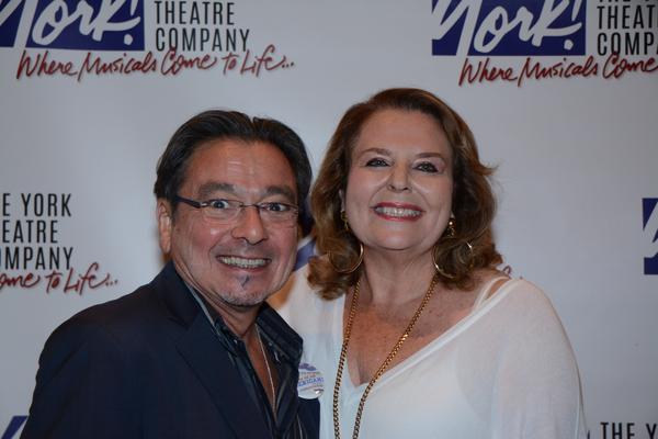 Bill Castellino and Randie Levine-Miller
