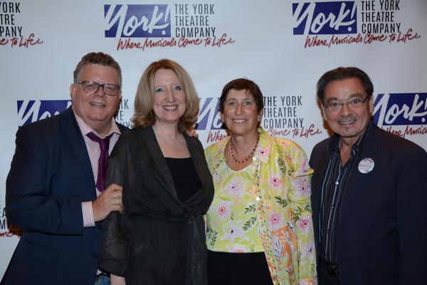 James Morgan, T. Cat Ford, Joan Ross Sorkin and Bill Castellino